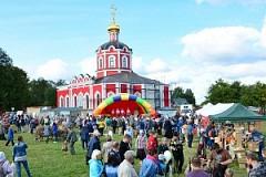 IV Международный фестиваль «ПОДВОРЬЕ в с. Сумароково