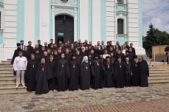 Выпуск 2018 года в Московской духовной академии