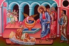 Неделя о расслабленном — четвёртая Неделя (воскресенье) по Пасхе