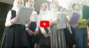 22 февраля на всенощном бдении детский хор нашего храма исполнил Песнь в честь Воскресшего Христа