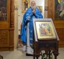 Сердечно поздравляем вас с праздником Введения во храм Пресвятой Владычицы нашей Богородицы и Приснодевы Марии!