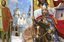 Престольный праздник нашего храма - день памяти святого благоверного князя Александра Невского