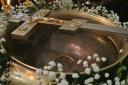 Крещенская вода в храме